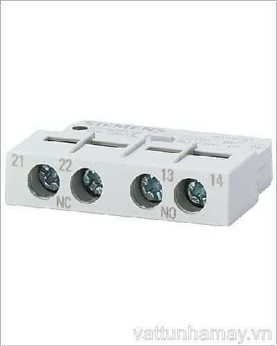 AUXIL. SWITCH-3RV1901-1E