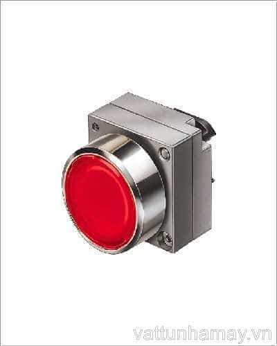 22MM METAL ROUND COMPLE-3SB3601-0AA41