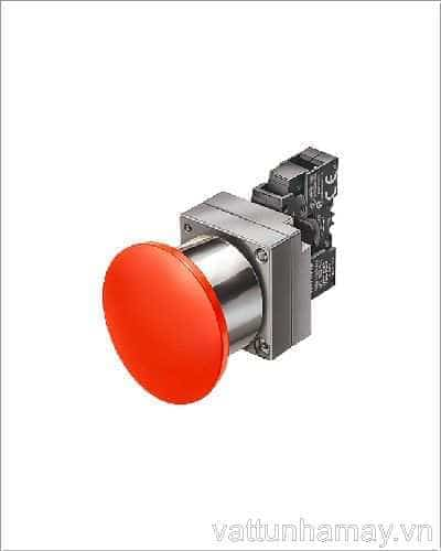 22MM METAL ROUND COMPLE-3SB3601-1CA21