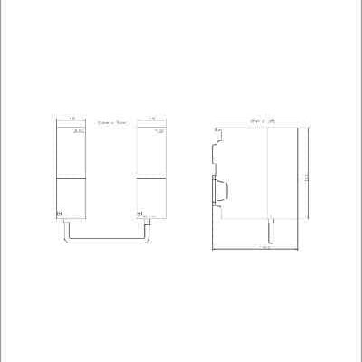 Mô đun Interface IM365-6ES7365-0BA01-0AA0