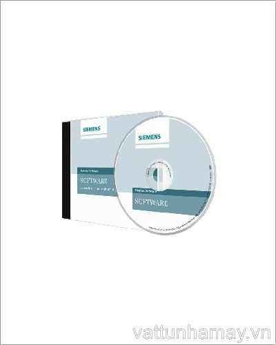 Phần mềm Step7 V5.5 Upgrade-6ES7810-4CC10-0YE5