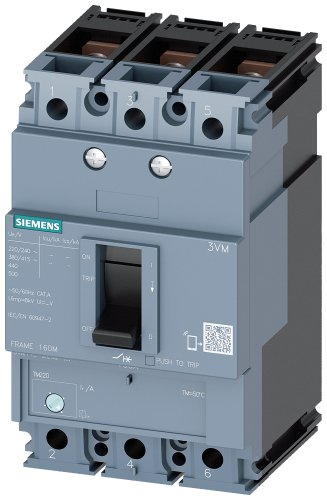 ACB 3P 1600A 66KA. LSI Drawout (c/w  motor mechanism